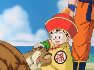 Dragon Ball Kai odcinek 001