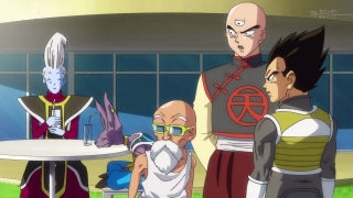 Dragon Ball Super odcinek 027