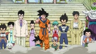 Dragon Ball: Cześć! Son Goku i przyjaciele powracają!!