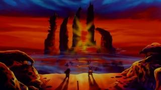 Dragon Ball: Śpiąca Księżniczka z Diabelskiego Zamku