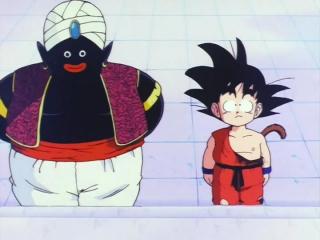 Dragon Ball odcinek 125