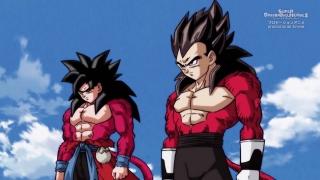 Super Dragon Ball Heroes odcinek 5